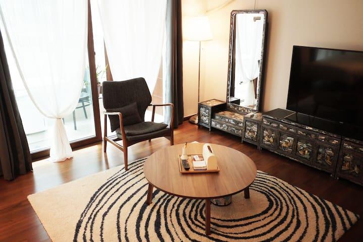 전주외갓집 B&B - 자개장이 있는 트리플베드 / 단독욕실 / 주차가능