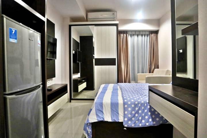 Apartemen di Timur Jakarta Grand Kamala Lagoon