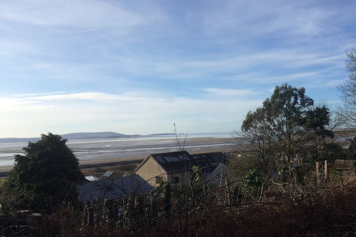 A room with a view, Pwll, Carmarthenshire - Llanelli