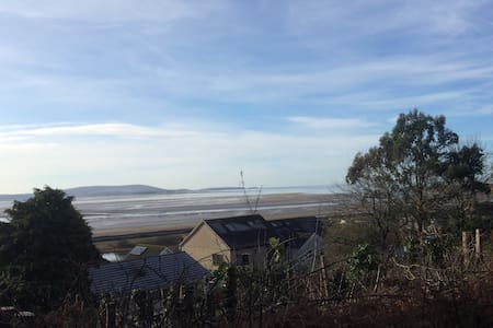 A room with a view, Pwll, Carmarthenshire - Llanelli - Hus