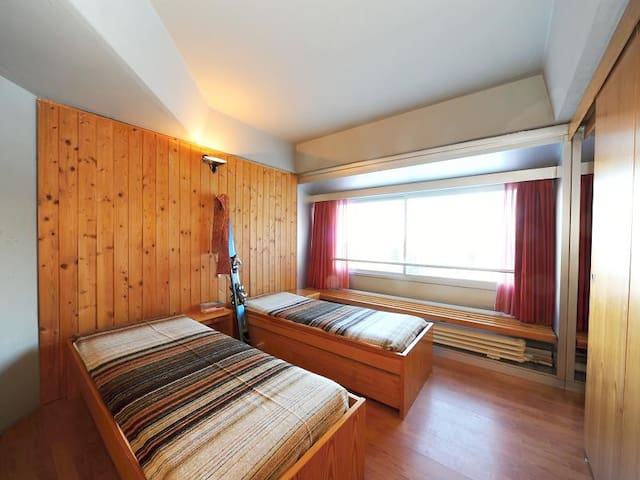 Bellissimo e caratteristico appartamento - Marilleva 1400 - Betjent leilighet