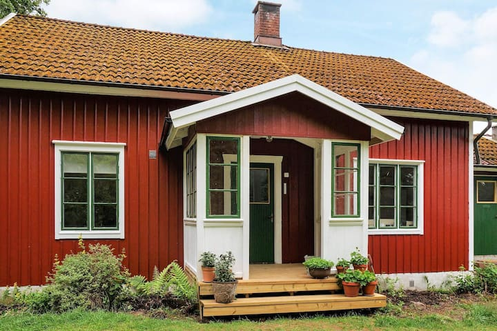 8 person holiday home in MUNKEDAL