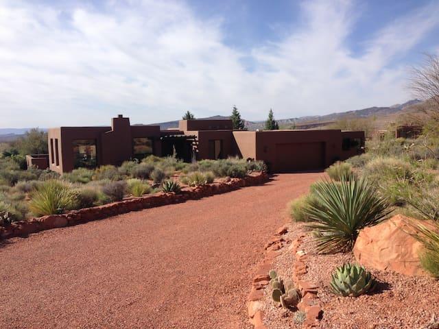 Southern Utah Desert Home