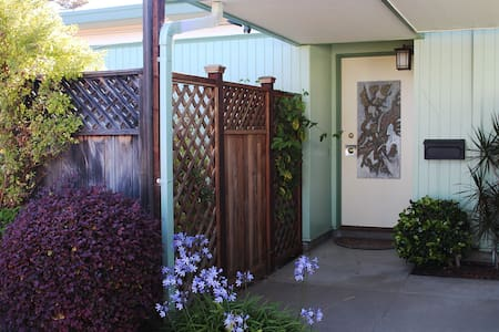 Spacious private room in beautiful Alameda home - Alameda - Hus