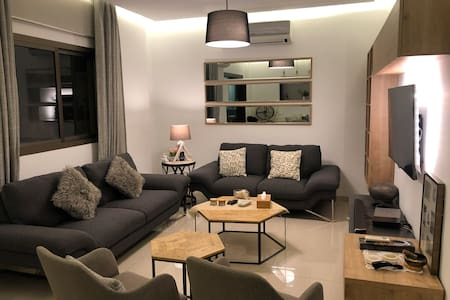 Fully furnished apartment in Bchamoun
