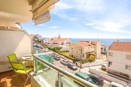 Ericeira beach apartm with sea view