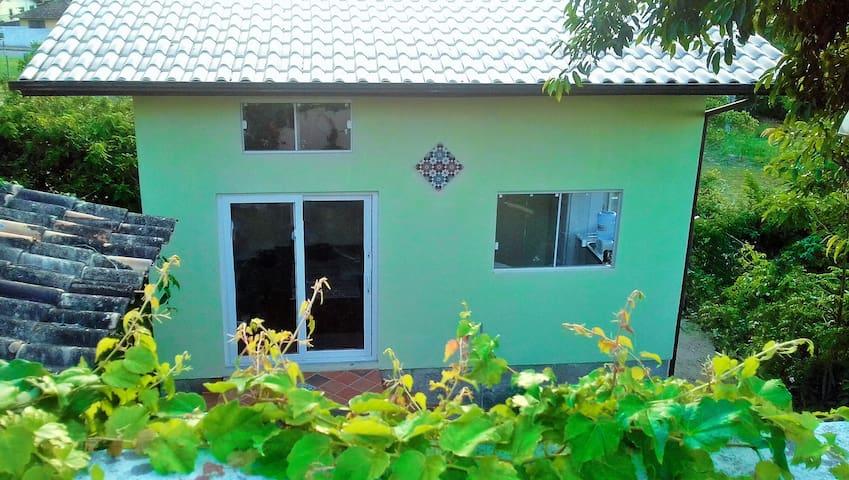 Novíssimo studio no Campeche!
