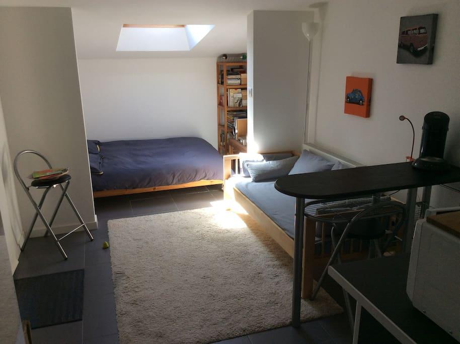 Studio independant proche bordeaux maisons louer for Studio louer bordeaux