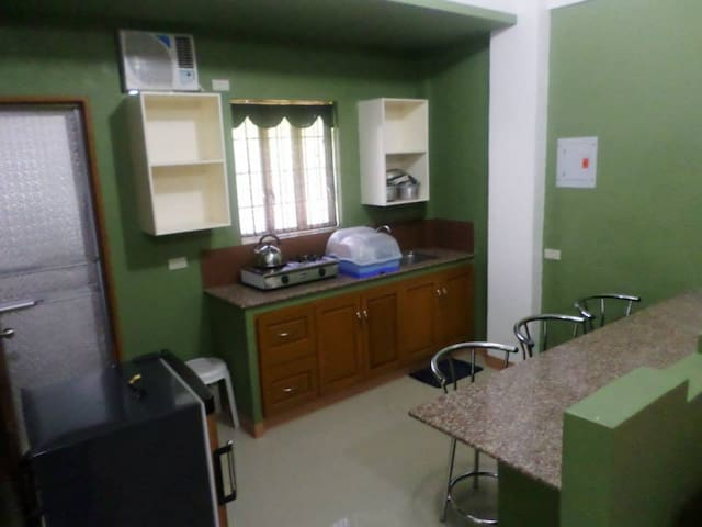 Fully Furnished studio unit Stanley House in Imus - Imus City - Apartment