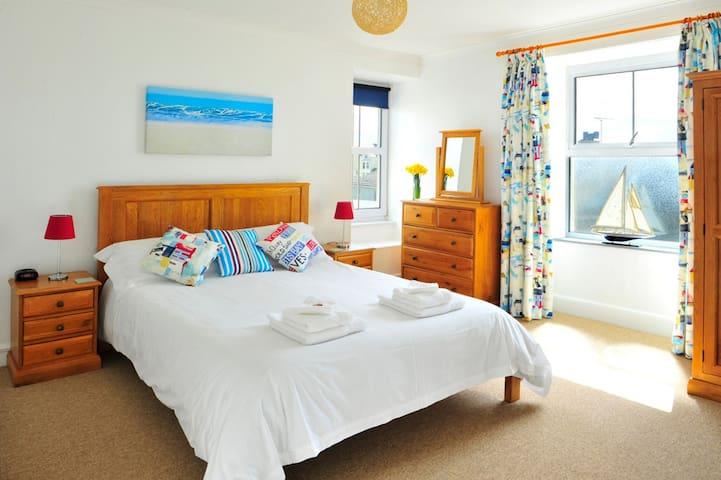 Trevenna Lodge B&B - superior double en suite room