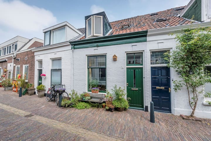 Historical & stylish house in Haarlem City Center