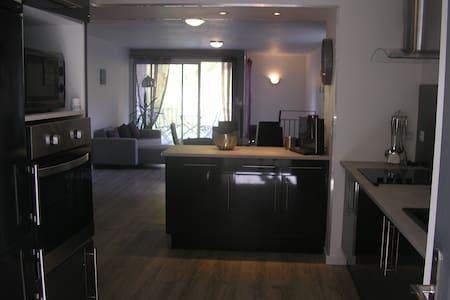 location meublé - Aubin - Apartament
