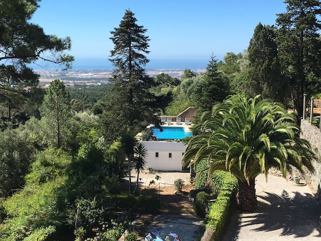Beautiful Villa near Sintra with magnificent view - Sintra - Villa