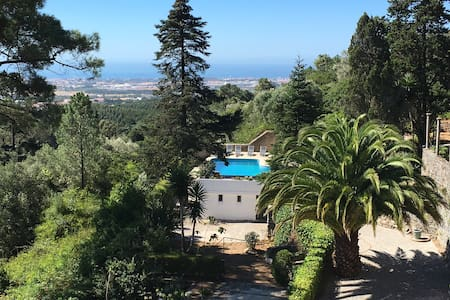 Beautiful Villa near Sintra with magnificent view - Sintra