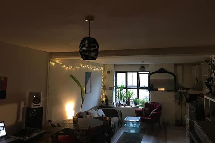 Cozy Studio Flat in East London