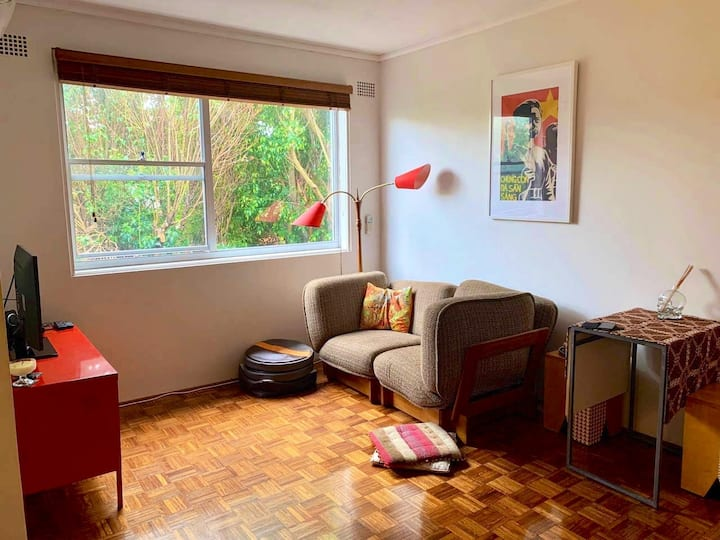Funky apartment in Marrickville