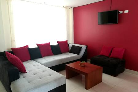 Otavalo Apartments, apartment Imbabura- 3 Bedroom