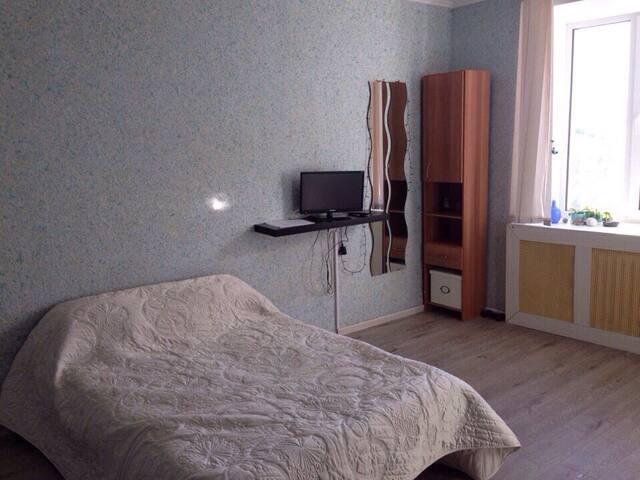 Яркая 2-к квартира в центре Тамбова