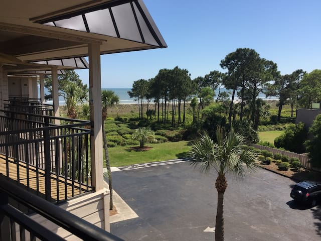 Beach Front Condo - Hilton Head SC - Hilton Head Island - Condominium
