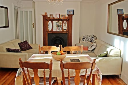 Warm, charming St Kilda retreat - Saint Kilda - Apartment