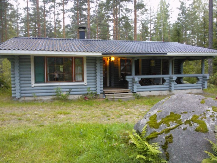 Holiday Cabin Kerimaa 121