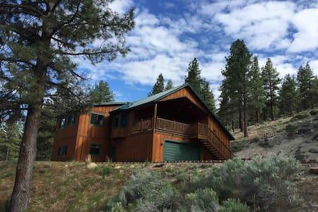 Tahoe Eastern Sierras Mountain Retreat