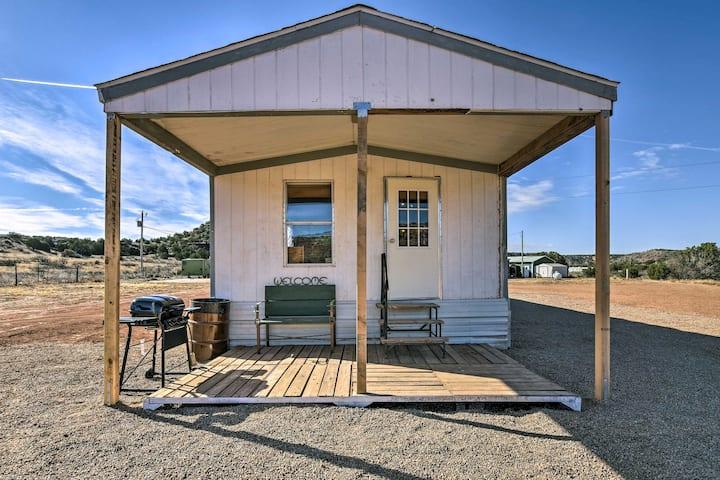 Santa Rosa Home w/Mtn View & WiFi - Near Blue Hole