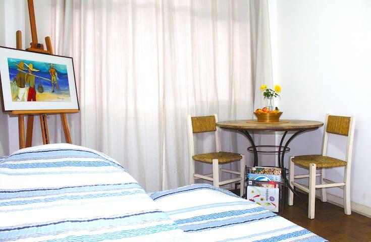 Bedroom Located in Alto de Pinheiros