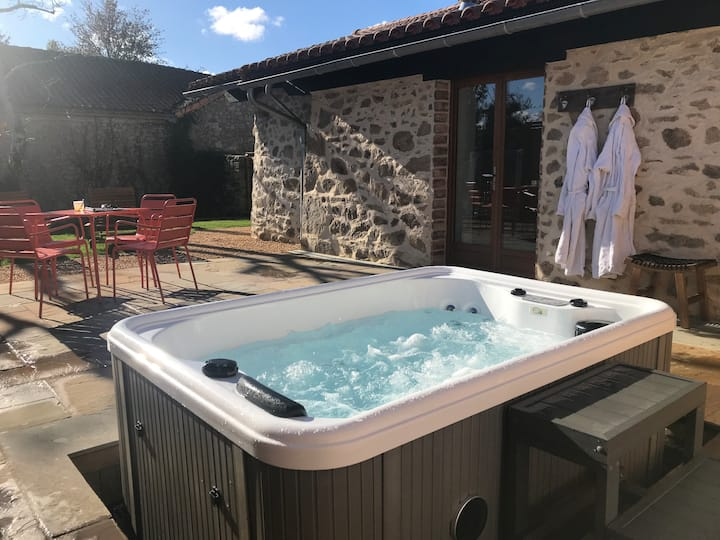 La Charnière - Luxury Private Gite for 2