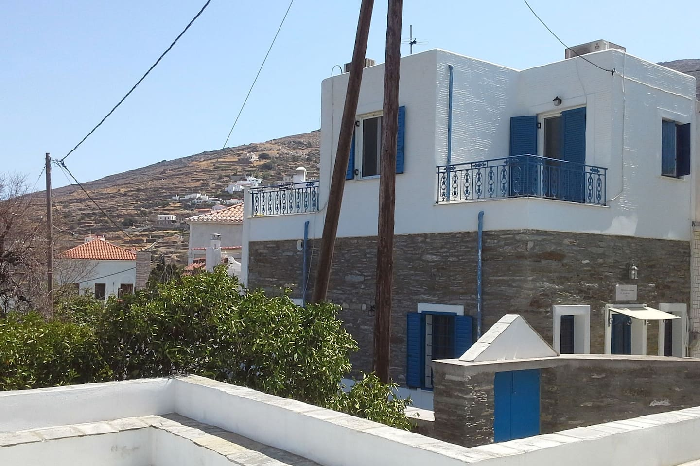 Traditional House: Building view