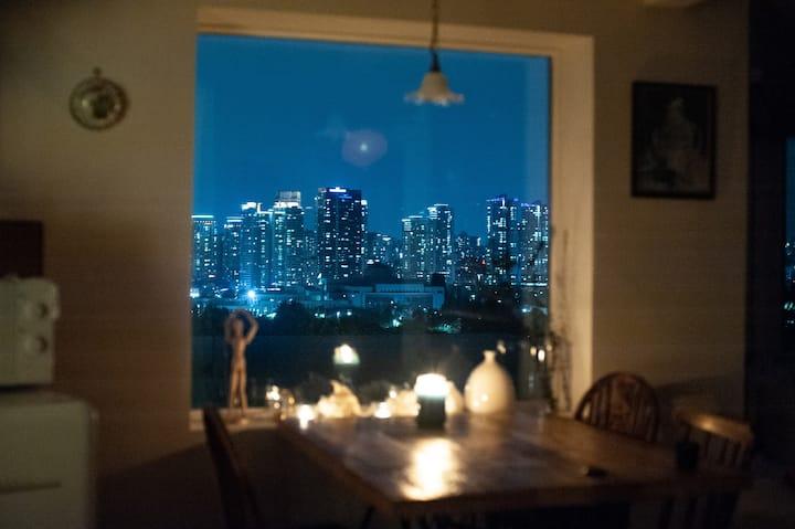 ❤️Luxury Midnight View