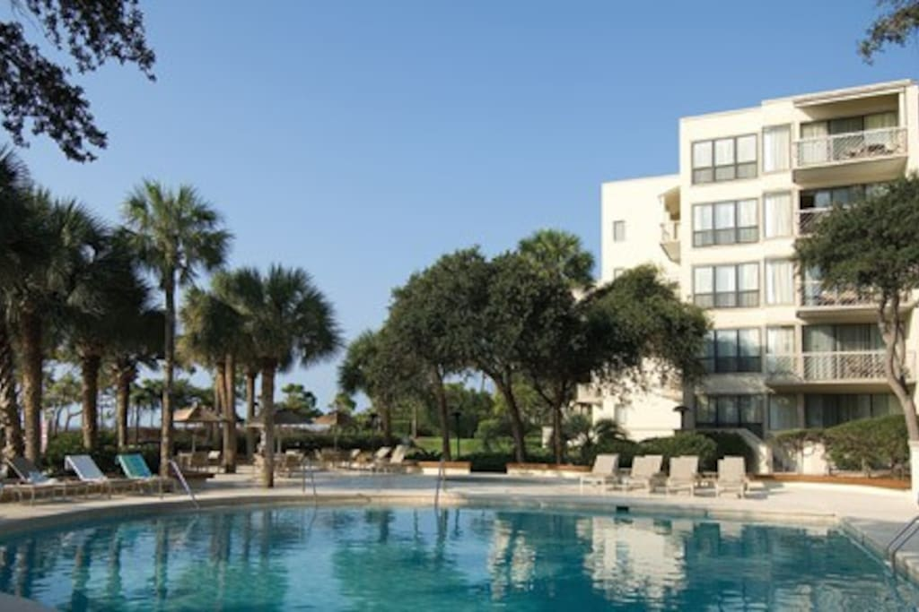 Marriott S Monarch At Sea Pines Hh Appartements En R Sidence Louer Hilton Head Island