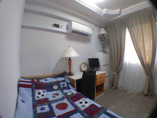 Beautiful room,  4 mins walk to MRT station.