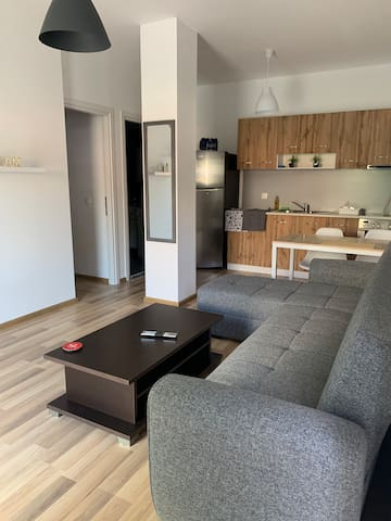 New Modern Apart with Swimming Pool in city center