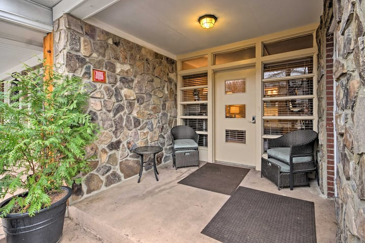 St. Paul Apt w/Patio-Walk to Clinch River & Dwntwn