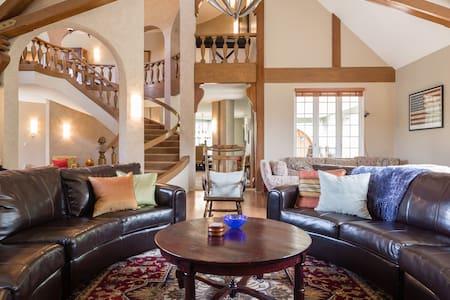 Park City Chateau-4800 square feet - 파크 시티 - 단독주택