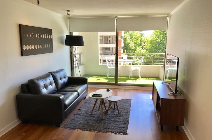 AMAZING APARTMENT NEAR PARQUE ARAUCO MALL. - Vitacura