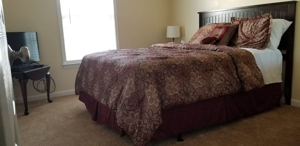 Cozy & Conveniently Located in Triad
