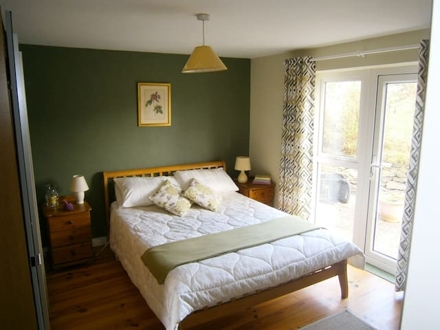 Double bedroom, Ensuite,  Sea View. - Galway - Kabin