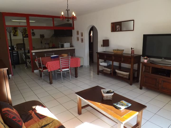 LOCATION APPARTEMENT T3   Location estivale