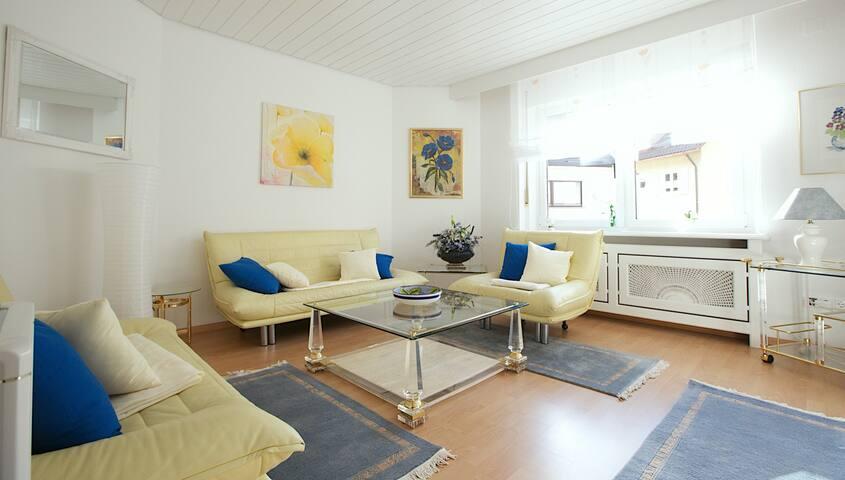 Erdgeschosswohnung mit Garten - Bad Peterstal-Griesbach - อพาร์ทเมนท์