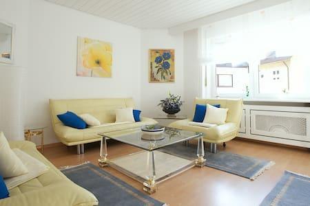 Erdgeschosswohnung mit Garten - Bad Peterstal-Griesbach - Квартира