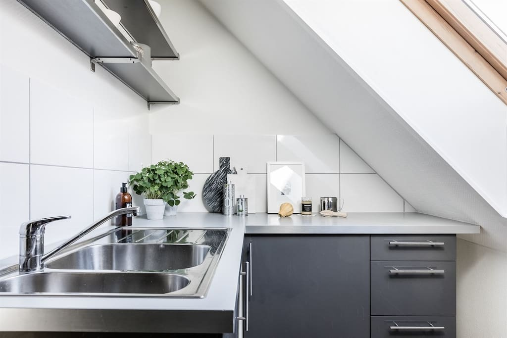 Central apartment in the heart of Bergen