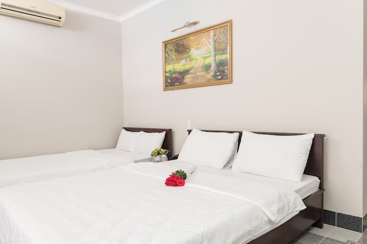 SeaSala - Nice Family Room In Vung Tau