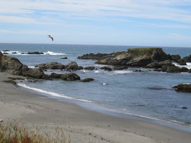 2 Minutes Walk to Shell Beach--Sept. at the Coast - Sea Ranch - Maison