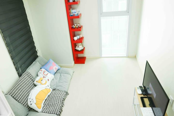 [NEW] BUNK BED. new house close to Haeundae Beach.