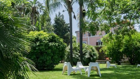Casa Liliana Mondello | Dezinfekovaná vila v prírode