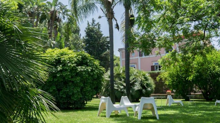✅Casa Liliana Mondello⛑️Sanitized Villa in Nature
