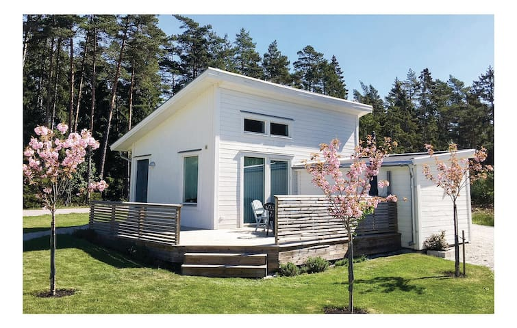 Holiday cottage with 1 bedroom on 30m² in Gotlands Tofta