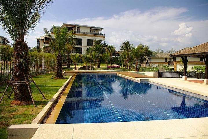 3 bedrooms apartments near Bang Tao beach, Phuket - Tambon Choeng Thale - Apartment